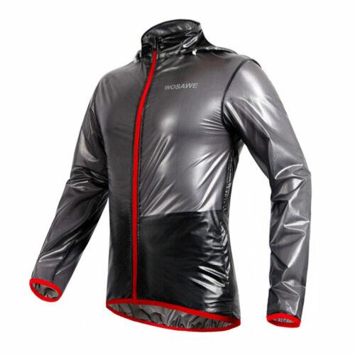 Cycling Jacket Windproof Waterproof Rain Wind Coat Long Jersey Pant Set Raincoat
