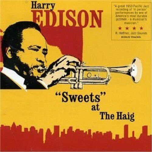 "Harry ""Sweets"" Edison - Sweets At The Haig (2003) Jazz  Classic BUDDY RICH"