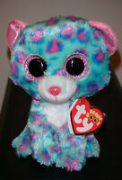 Ty Beanie Boos - Sydney The 6 Claires Exclusive Leopard 2015 Mint In Hand