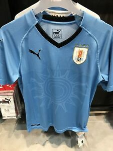 new style b98ba 0d9fa Details about Uruguay National Football Team World Cup 2018 Home Jersey,  BNWT