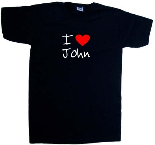 I love coeur John col en V T-shirt