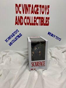 Movie Icons Scarface Tony Montana Throne 7 inch Figure