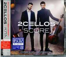 2Cellos by 2Cellos/Stjepan Hauser/Luka Sulic (CD, Mar-2017