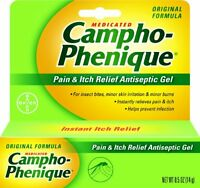 Campho-phenique Campho-phenique Pain Relieving Antiseptic Gel Original Formula (192682) Health Aids