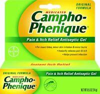 Campho-phenique Campho-phenique Pain Relieving Antiseptic Gel Original Formula (192682) Health Aids