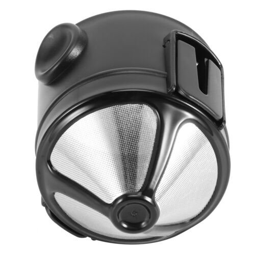 Portable Reusable Stainless Steel Drip Coffee Filter Strainer Holder Coffee M GF