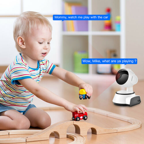 Home Security IP Camera Baby Pet WiFi Monitor Smart phones Tablets 1080P Webcam