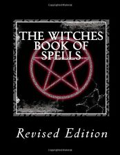 The Witches Book of Spells, New, Free Shipping