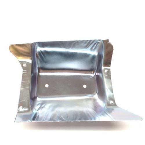 L78 L89 1970 Chevy Aluminum Intake Manifold Oil Under Splash Shield LS6