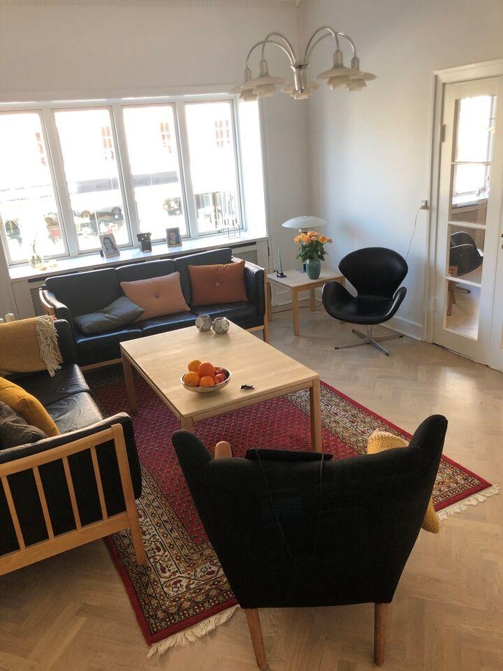 4v på 152 m2 på Rosenørns Allé, Frb