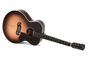 SIGMA-Gitarre-GJM-SG100-Sigma-Tonabnehmer-SIGMA-GUITARS-sunburst-AUSSTELLER