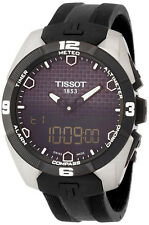 Tissot T091.420.47.051.00 T-Touch Expert Solar Black Rubber Men's Watch