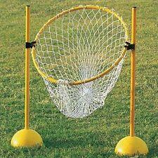 Zielwurf-Set Zielnetzset Zielsystem Zielreifen Zielkorb mit Fangnetz / Ballnetz