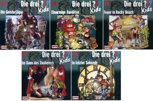 5-CDs-DIE-DREI-FRAGEZEICHEN-KIDS-FOLGE-CD-21-25-IM-SET-NEU-OVP