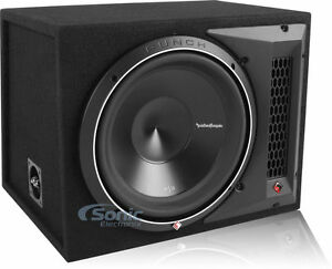 Details about New Rockford Fosgate P3-1X12 12