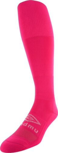 NEW Umbro Pink Soccer Socks 2-Pack Youth Size XS