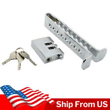 Brake Pedal Lock Anti Theft Security Stainless Steel Clutch Lock For Car Truck Fits Suzuki Equator