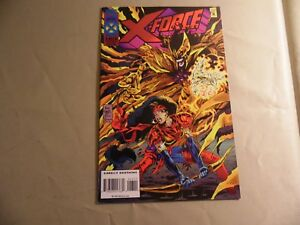 X-Force-43-Marvel-1995-Free-Domestic-Shipping