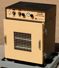 Lab Line Instruments 3625 Squaroid Duo Vac Vacuum Oven