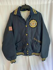 Vintage American Legion Southway 144 Snap Up Jacket Large Made In Usa