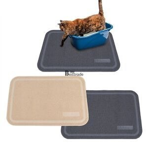 Cat Pet Litter Mat Extra Large Size Kitty Litter Rug