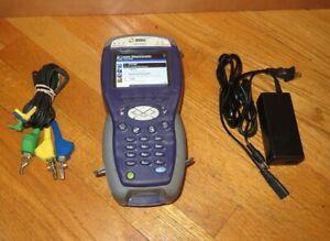 JDSU Acterna HST-3000 Color Bonded Copper SIM Loaded with Options: T1 Video TDR