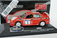 Skid 1/43 - Mitsubishi Lancer Evo VI Winner Rallye Suede 1999