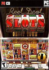 Phantom Reel Deal Slots - Ghost Town (Microsoft Windows, 2007)