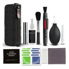 DSLR Lens Camera Cleaning Kit / Spray Bottle Lens Pen Brush Blower Cleaner Cloth