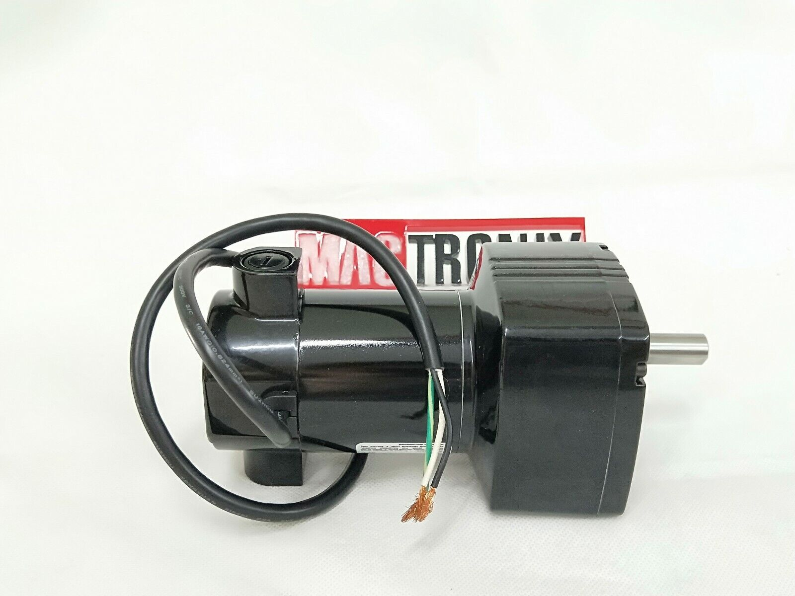 Details about  /Bodine 24A2BEPM-D5 24A2BEPMD5 Gear Motor 130V w// Cut Cable