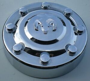 Dodge center cap hubcap Ram 3500 Pickup Truck Dually DRW FRONT chrome 1994-2002 | eBay