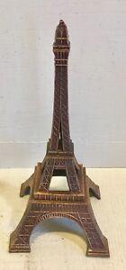 Vintage-Paris-metal-Eiffel-tower-1970-s-1980-s-VGC-17-cm-6-75-inch
