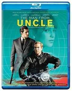 The-Man-From-U-N-C-L-E-Blu-ray-Bilingual-SDH-Brand-New-Sealed
