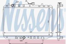 Radiador refrigeración del motor-Nissens 64083