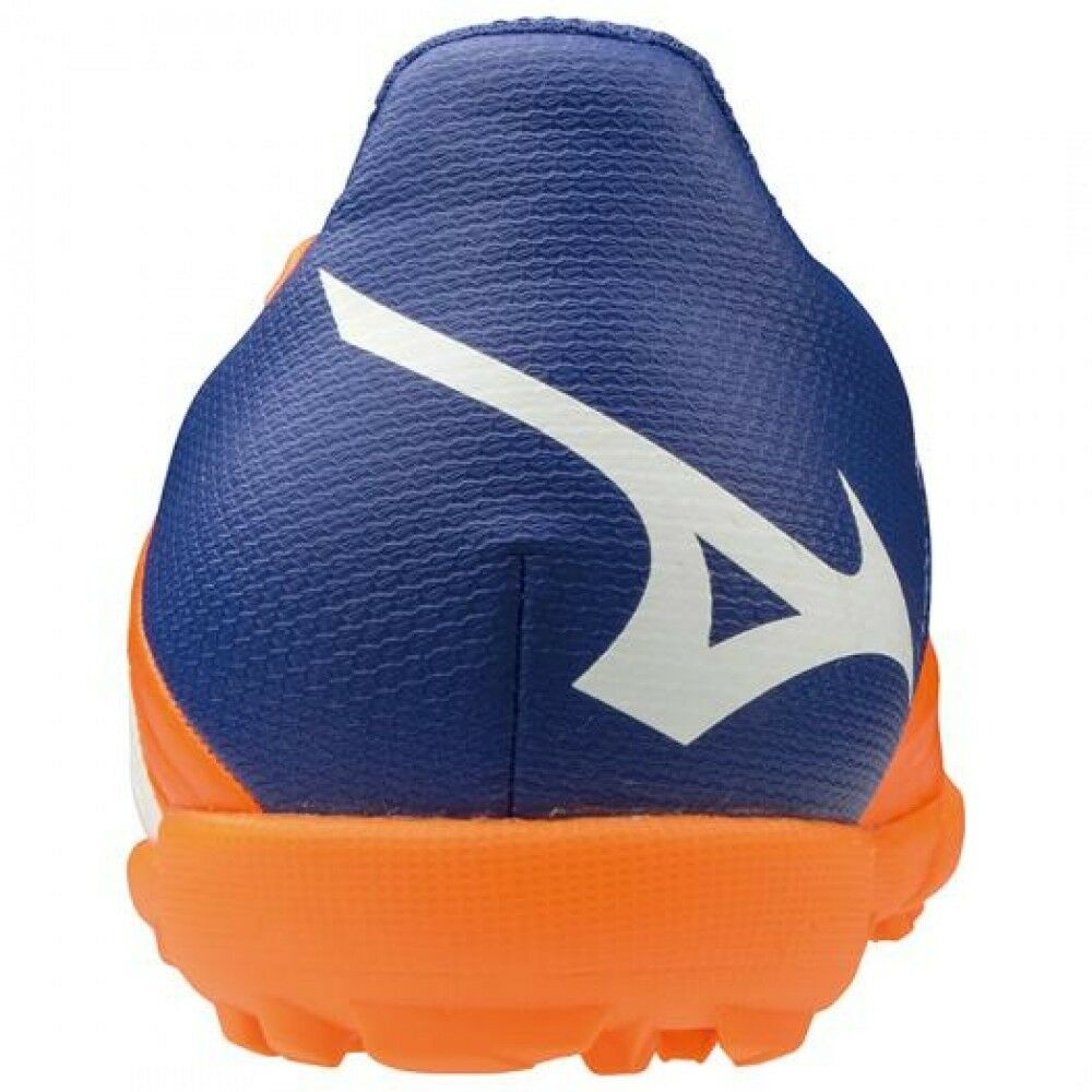Mizuno Soccer schuhe Spike REBULA 2 2 2 V3 Junior AS P1GE1975 Orange × Weiß × Blau 9a5594