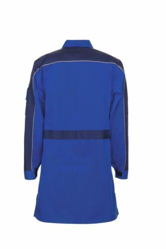 Planam Highline Herren Berufsmantel kornblau marine zink Modell 2350