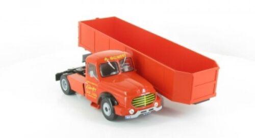 1//43 Ixo willeme LC 610 t kipp remolcarse camión camión 84