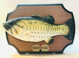 BIG-MOUTH-BILLY-BASS-1999-Gemmy-The-Singing-Sensation-FIsh