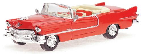 Cadillac Eldorado Baujahr 1955 rot Maßstab 1:43 von NewRay