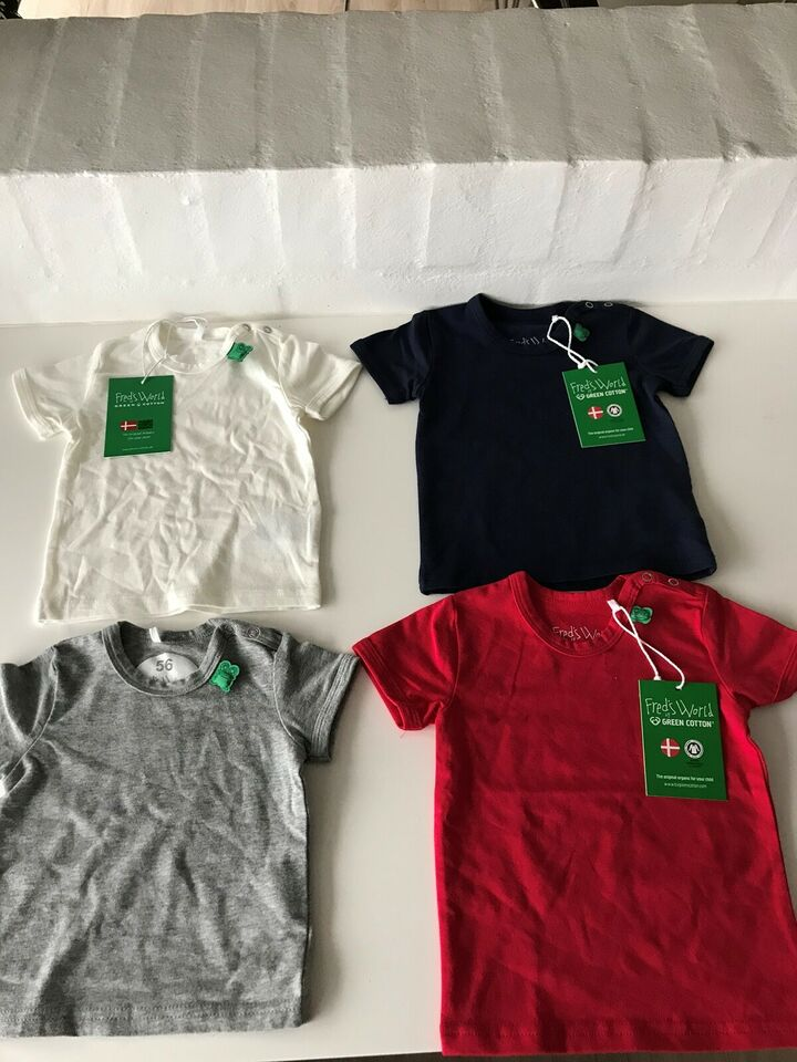 Bluse, Bluser, Freds World - By Green Cotton