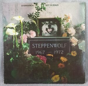 STEPPENWOLF-1972-Rest-In-Peace-1967-1972-12-034-Vinyl-33-LP-ABC-Dunhill-DSX-50124