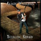 Eclectic Shred by James Williams (CD, Oct-2012, CD Baby (distributor))