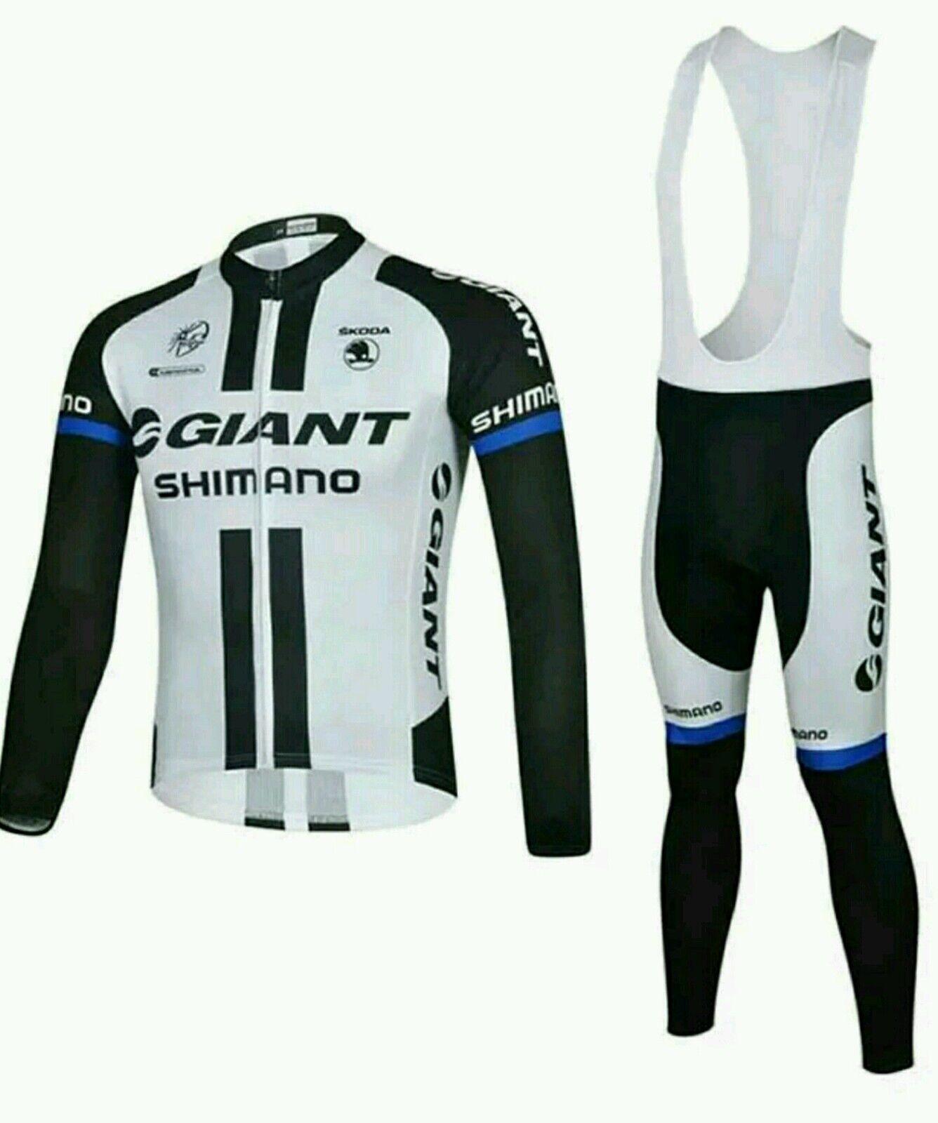 Cycling jersey ciclismo completo da ciclismo jersey invernale e mezza stagione c74ca8