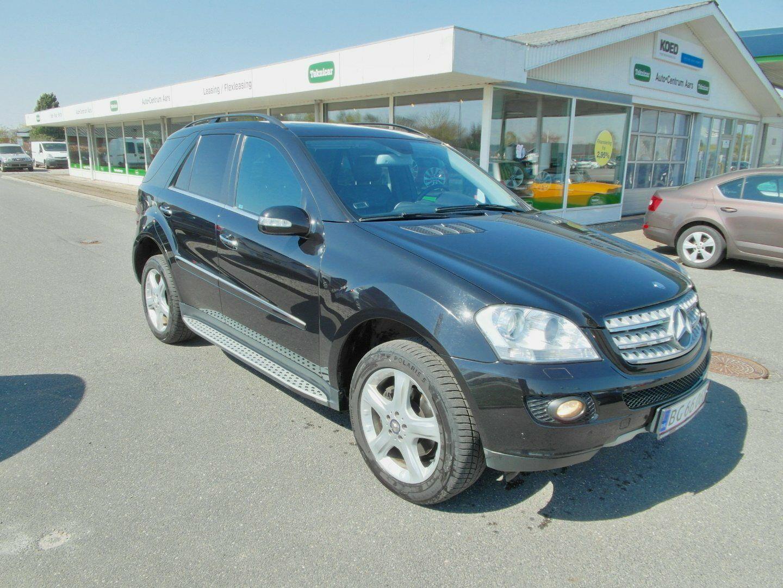 Mercedes ML320 3,0 CDi aut. 4-M 5d - 255.580 kr.