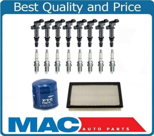 for 06-07 Commander 4.7L 100/% New Tested New Ignition Coils Filters Plugs 18pc