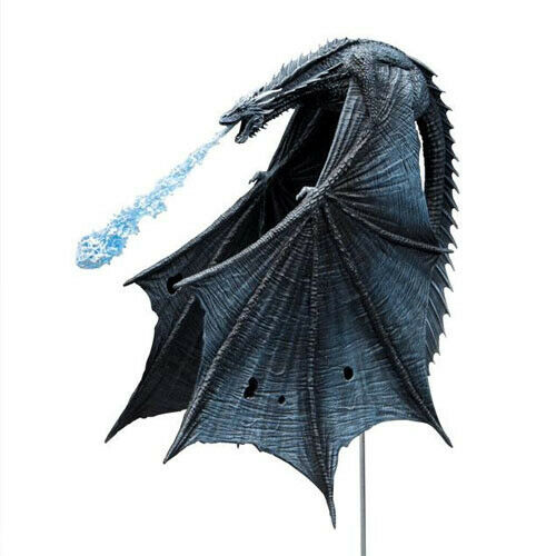 Game Of Thrones - Viserion Eis Dragon Action Figure Mcfarlane