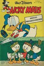 Micky Maus 1955/ 7 (Z1-2), Ehapa