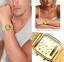 Casio-Vintage-AQ-230GA-9B-Gold-Plated-Watch-Unisex thumbnail 5