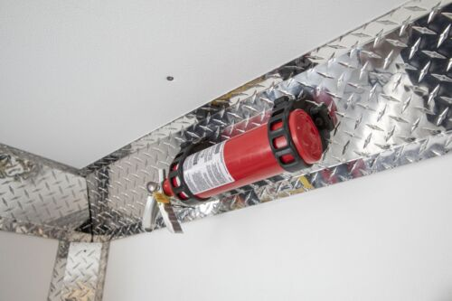 KOLPIN Rhino Grip Flex 3.0 Fire Extinguisher Mount Flush or Rollbar 21571