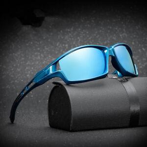 7396fcc6604d New Men s UV400 Polarized Lens Driving Outdoor Sports Sunglasses ...
